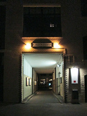 Ausfahrt Körtestraße