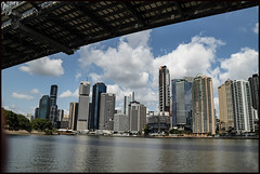 Brisbane under the Story Bridge-1=