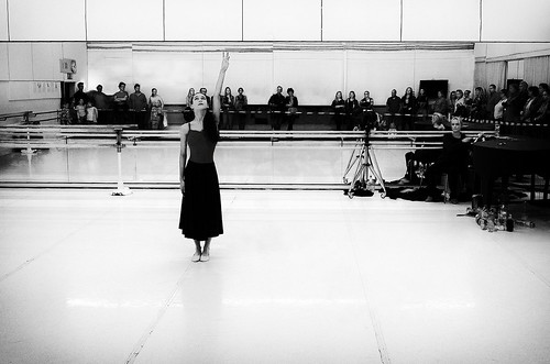 ballet dancer .