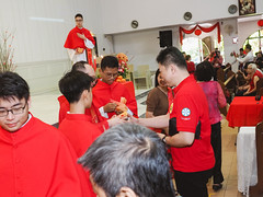 CNY 2020 - Distribution of Ang Pow Packets