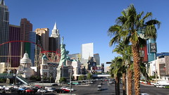 Nevada - Las Vegas: South Strip and NEW YORK - NEW YORK hotel & casino