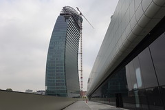 Libeskind Tower @ CityLife @ Milan