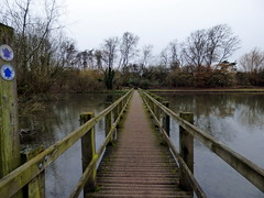 GOC Welwyn Garden City 034: Footbridge, Stanborough Park