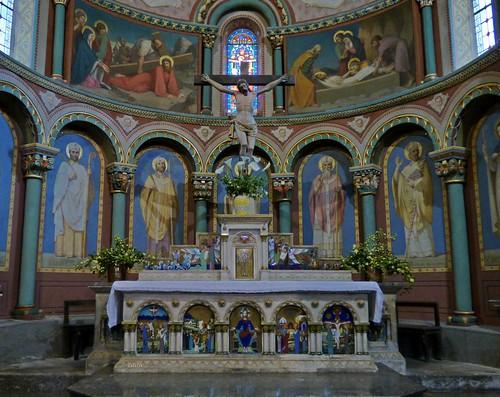 Eglise Sainte Croix...Oloron Sainte Marie