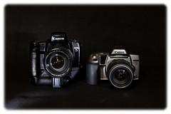 Kameras, Objektive