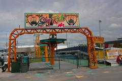 Sky Ride & Super Slide Entrances, Florida State Fair Grounds, Tampa, FL (1 of 2)