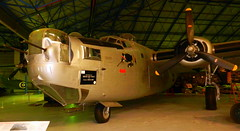 Consolidated B-2L Liberator (KN751),, RAF Museum, Hendon.