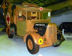 Austin K2 Ambulance, RAF Museum, Hendon.