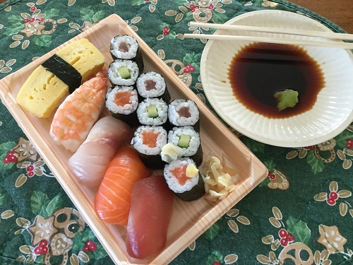 // Uchitomi samedi sushi