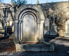 THE HAUGHTON VAULT [MOUNT JEROME CEMETERY]-159695