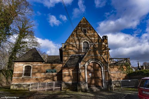 Église Sainte-Croix de Rixensart