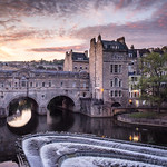 Pulteney Bridge by Cosmin Dimitriu