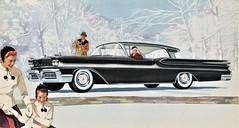 1958 Mercury Park Lane Phaeton Coupe