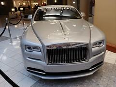 Rolls-Royce Wraith (2019)