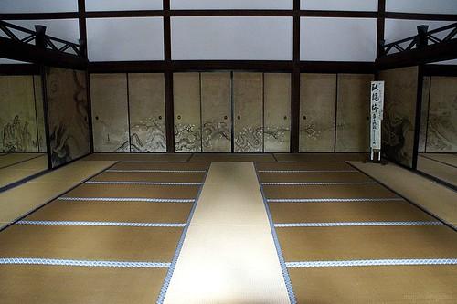 The Hoyo of the Ryoanji Temple (龍安寺 or 竜安寺, Ryōanji), Kyoto, Japan
