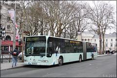 Mercedes-Benz Citaro G – Keolis Tours / Fil Bleu n°319
