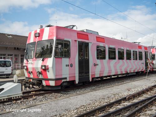 Frauenfeld–Wil Railway, Wil, Canton St. Gallen, Switzerland