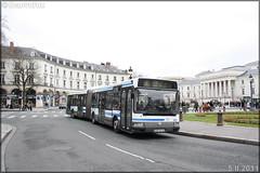 Renault Agora L – Keolis Tours / Fil Bleu n°482