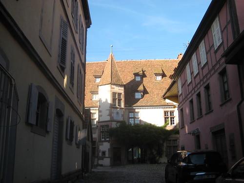 Truchsheimer Hof - Àltstàdt - Rïchewïhr