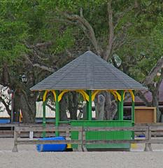 Gazebo, Florida State Fair Grounds, Tampa, Florida