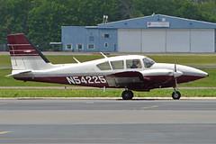 Piper PA23-250 Aztec 'N54225'