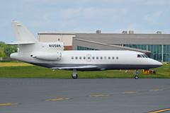 Falcon 900 'N105BK'