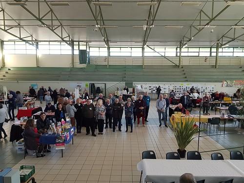 Des livres et nous, Peyrehorade, Landes, manifestation organisée par le Centre Culturel du Pays d'Orthe. Remise des prix.