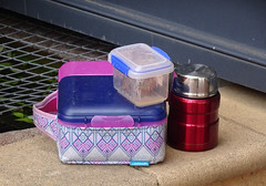 Thermos and Lunchbox
