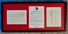 Apollo 17 Lunar Module Star Chart and Star List, Brought Back from the Moon