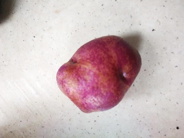 Rakiura taewa Māori potatoes