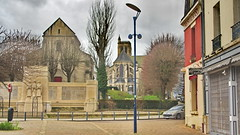 Soissons - Photo of Pernant
