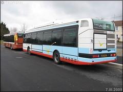 Irisbus Agora S GNV – Setram (Société d'Économie Mixte des TRansports en commun de l'Agglomération Mancelle) n°672 & Irisbus Citélis 12 – Setram (Société d'Économie Mixte des TRansports en commun de l'Agglomération Mancelle) n°115