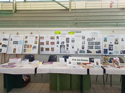 Des livres et nous, Peyrehorade, Landes, manifestation organisée par le Centre Culturel du Pays d'Orthe