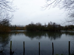 GOC Welwyn Garden City 040: Northern Lake, Stanborough Park