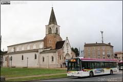 Heuliez Bus GX 327 – Mâconnais Beaujolais Mobilités (Transdev) / Tréma n°208