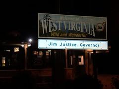 Virginia / West Virginia Line