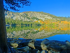 Lake Geroge Autumn, Sierra Nevada 2016