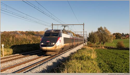 SNCF TGV 4520 @ Petit-Enghien - Lettelingen