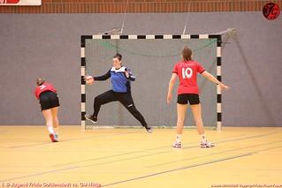 B-Jugend Frisia vs GM Hütte 2020
