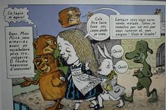 Les Aventures d'Alice aux Pays des Merveilles - Nicole Claveloux