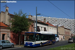 Irisbus Citélis  12 CNG – Tisséo n°0927