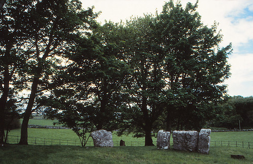 Glebe Stone Circle