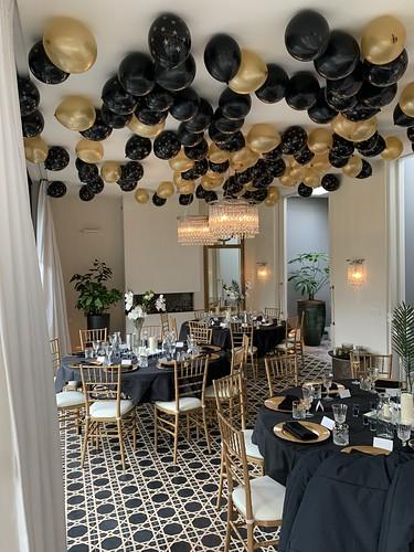 Heliumballonnen Ballonnen Plafond Stary Night Breda