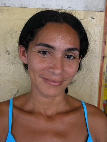 Vanesa - Manaus, Brazil 2004