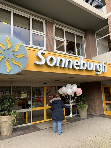 Heliumballonnen Sonneburgh Rotterdam