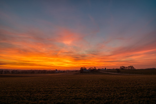 Strasburg Sunset (1)