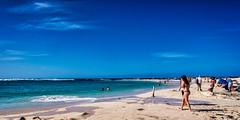 El Cotillo, Playa de la Concha