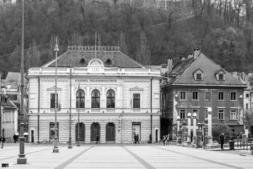 Slovenska filharmonija, Academia Philarmonicorum, Kongresni TRG