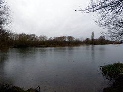 GOC Welwyn Garden City 051: Southern Lake, Stanborough Park
