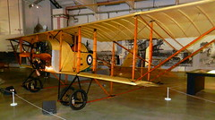 Caudron G3 (3066), RAF Museum, Hendon.